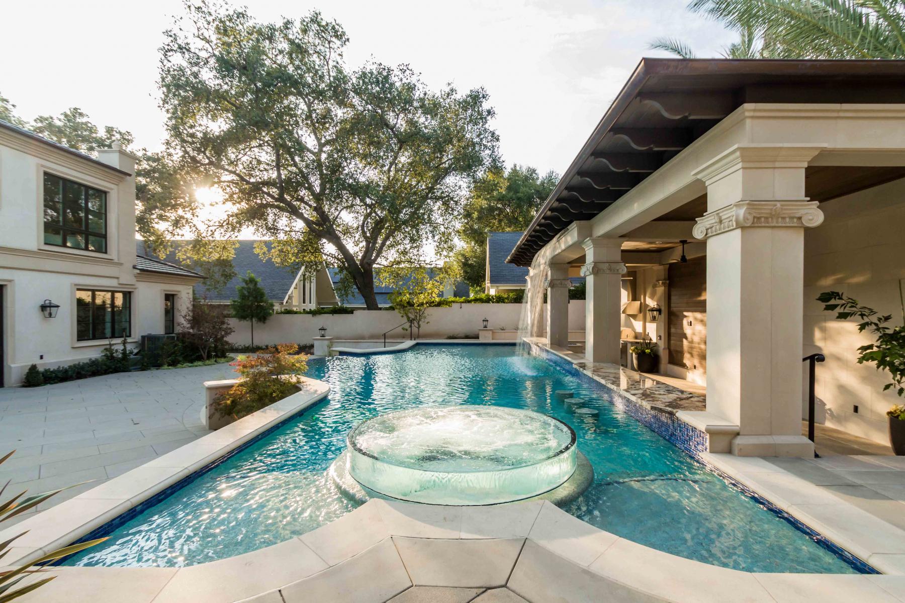 Arcadia Custom Pool